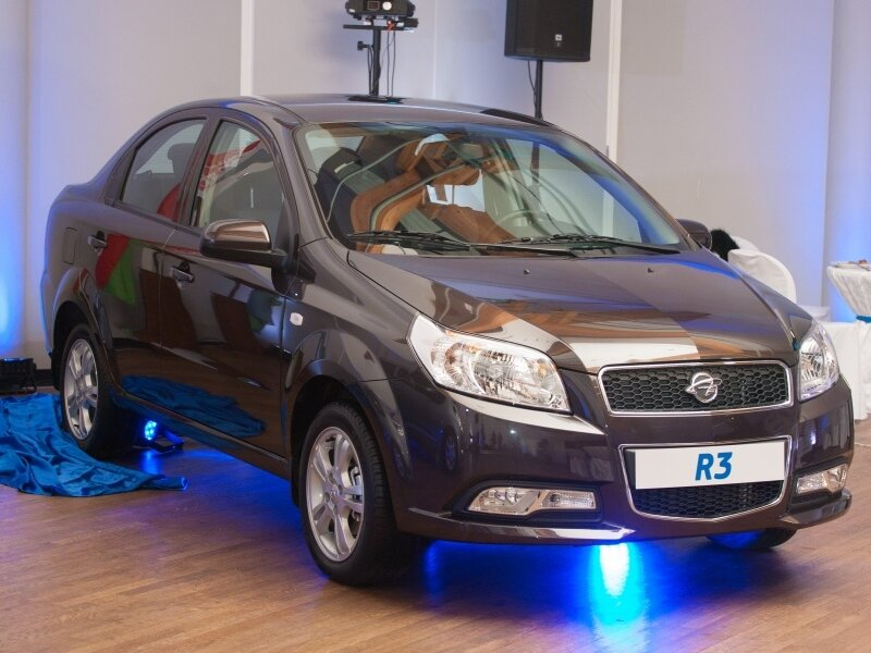 В Минске состоялась презентация RAVON