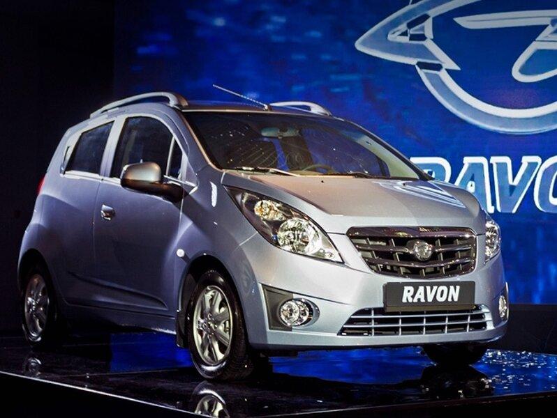 Возобновлены продажи автомобилей RAVON